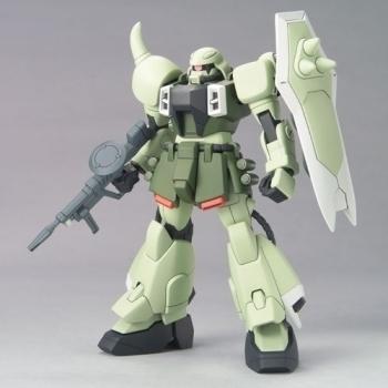 BANDAI[HG] 1/144 ZGMF 1000 자쿠 워리어(18)