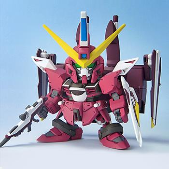 BANDAIBB 268 Justice Gundam 저스티스 건담
