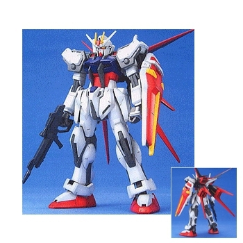 BANDAI1/100 GAT X105 에일 스트라이크 01