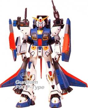 BANDAI1/100 Gundam F90 P Type [2]