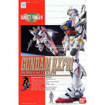 BANDAI1/100 SF91 02 RXF 91 GunDam [02]