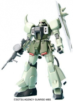 BANDAI1/144  2  Zaku Warrior  2  자쿠 워리어