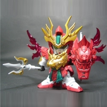 BANDAIBB 345 Kyoui Gundam 강유건담 F91