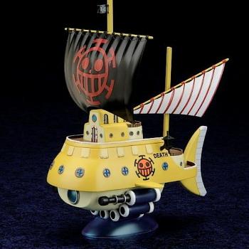 BANDAI[반다이프라모델 02]원피스 그랜드쉽 콜렉션 [트라팔가 로우 잠수함]