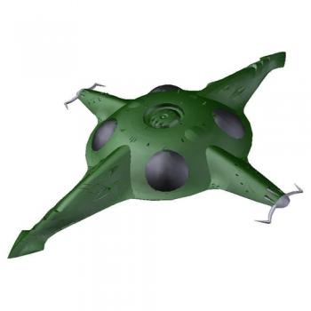 BANDAI[BANDAI] 1/1000 우주전함 야마토 폴메리아급 강습항주모함