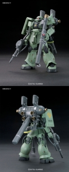 [HG]1/144 MS 06 ZAKU2 Ver THUNDER BOLT 자쿠2 썬더볼트버전