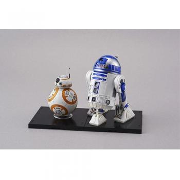 BANDAI[반다이 프라모델]1/12 스타워즈 FIRST ORDER BB 8&R2 D2   퍼스트 오더 BB 8&R2 D2