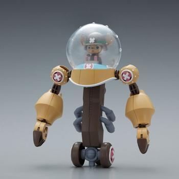 BANDAI[반다이프라모델]원피스 쵸파 로봇 슈퍼2호 헤비아머