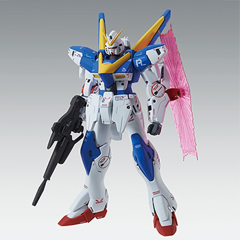 BANDAI[MG] 1/100 V2 Gundam 버카