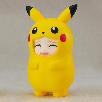 GOOD SMILE[초특가] 넨드로이드 모어 포켓몬스터 갈아입히기 페이스 파츠 케이스 피카츄
