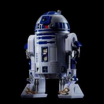 BANDAI[반다이 프라모델]1/12 스타워즈 R2 D2 로켓 부스터Ver
