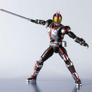 BANDAI[초특가] S H Figuarts 가면라이더 파이즈 20 Kamen Rider Kicks Ver