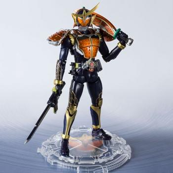 BANDAI[초특가] S H Figuarts 가면라이더 가이무 오렌지 암즈 20 Kamen Rider Kicks Ver