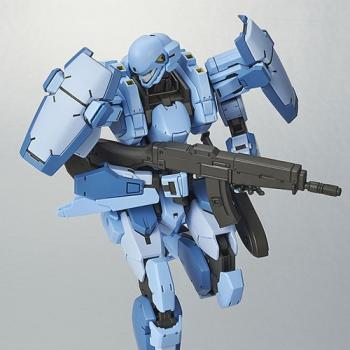 BANDAI1/60 풀메탈패닉 IV M9 건즈백  아그렛사 부대기  Ver IV